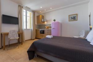Palais Saint Pierre, Apartments  Cagnes-sur-Mer - big - 56