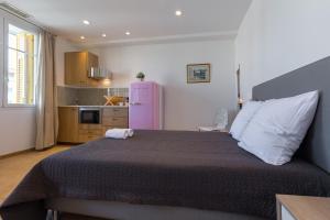 Palais Saint Pierre, Apartments  Cagnes-sur-Mer - big - 76