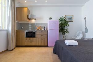 Palais Saint Pierre, Apartments  Cagnes-sur-Mer - big - 59