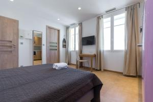 Palais Saint Pierre, Apartments  Cagnes-sur-Mer - big - 61