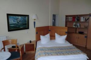 EUT-IN Hotel Alte Straßenmeisterei, Guest houses  Eutin - big - 8