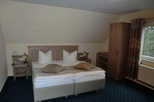EUT-IN Hotel Alte Straßenmeisterei, Guest houses  Eutin - big - 5