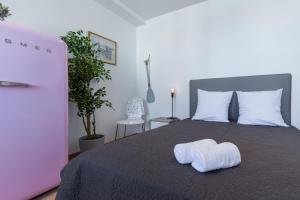 Palais Saint Pierre, Apartments  Cagnes-sur-Mer - big - 66