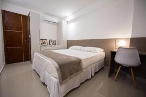 Praia Calma Premium Flat, Апартаменты  Натал - big - 32