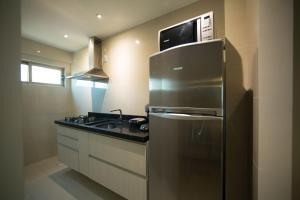 Praia Calma Premium Flat, Апартаменты  Натал - big - 40