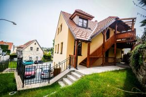 Delanta Apartment, Апартаменты  Чески-Крумлов - big - 36