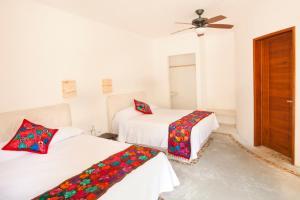 Hotel Casa Iguana Holbox, Hotely  Holbox Island - big - 8