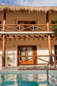 Hotel Casa Iguana Holbox, Hotely  Holbox Island - big - 13