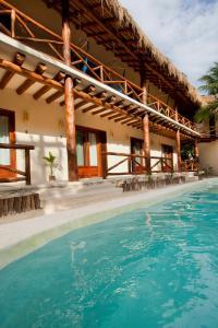 Hotel Casa Iguana Holbox, Hotely  Holbox Island - big - 15