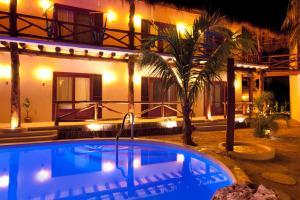 Hotel Casa Iguana Holbox, Hotely  Holbox Island - big - 40