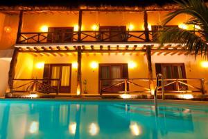 Hotel Casa Iguana Holbox, Hotely  Holbox Island - big - 1