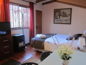 Hostal 7 Norte, Bed and Breakfasts  Viña del Mar - big - 23