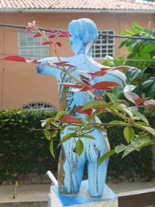 Sopro de Iemanjá Hostal Cultural, Hostely  Salvador - big - 74
