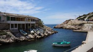 Les Chambres de Jeannette, Bed and Breakfasts  Marseille - big - 21