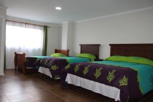 Alto El Quisco, Hotel  El Quisco - big - 8