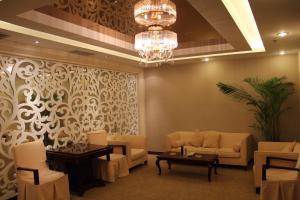 Shandong Aviation Mansion, Отели  Цзинань - big - 22