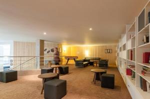 Résidence Pierre & Vacances Le Belmont, Aparthotels  Arc 1800 - big - 40