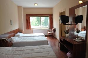 Ekali Hotel, Hotely  Kakopetria - big - 6