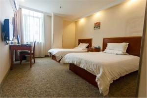 Greentree Inn Shanghai Century Park Business Hotel, Отели  Шанхай - big - 6