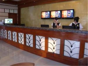 Greentree Inn Shanghai Century Park Business Hotel, Отели  Шанхай - big - 22