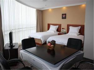Greentree Inn Shanghai Century Park Business Hotel, Отели  Шанхай - big - 4