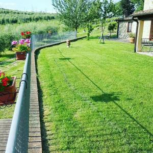 Agriturismo Torraiolo, Apartmanhotelek  Barberino di Val d'Elsa - big - 25