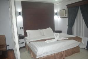 DM Residente Hotel Inns & Villas, Hotely  Angeles - big - 47
