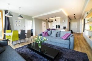 Stay-In Riverfront Lofts, Апартаменты  Гданьск - big - 40