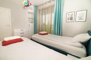 Stay-In Riverfront Lofts, Апартаменты  Гданьск - big - 42