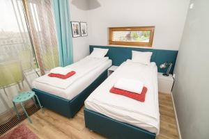Stay-In Riverfront Lofts, Апартаменты  Гданьск - big - 44