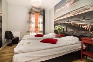 Stay-In Riverfront Lofts, Апартаменты  Гданьск - big - 45