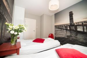 Stay-In Riverfront Lofts, Апартаменты  Гданьск - big - 51