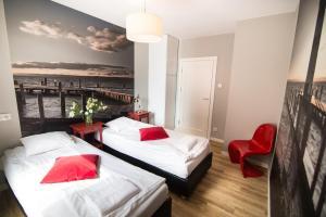 Stay-In Riverfront Lofts, Апартаменты  Гданьск - big - 52