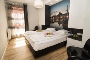 Stay-In Riverfront Lofts, Апартаменты  Гданьск - big - 53