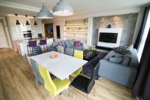 Stay-In Riverfront Lofts, Апартаменты  Гданьск - big - 70
