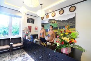 Golden Bell Hoi An Boutique Villa, Hotels  Hoi An - big - 56