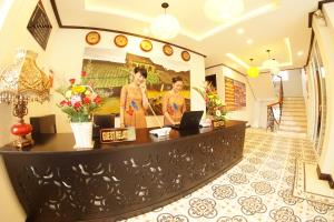 Golden Bell Hoi An Boutique Villa, Отели  Хойан - big - 57