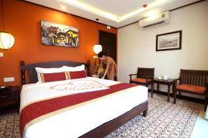 Golden Bell Hoi An Boutique Villa, Hotel  Hoi An - big - 17