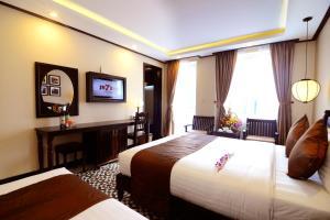 Golden Bell Hoi An Boutique Villa, Hotel  Hoi An - big - 13