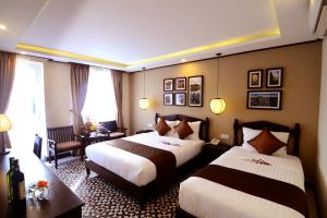 Golden Bell Hoi An Boutique Villa, Hotels  Hoi An - big - 4