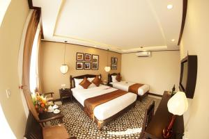 Golden Bell Hoi An Boutique Villa, Hotel  Hoi An - big - 11