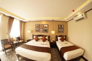 Golden Bell Hoi An Boutique Villa, Hotel  Hoi An - big - 10