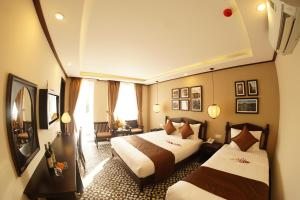 Golden Bell Hoi An Boutique Villa, Hotel  Hoi An - big - 9
