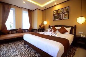 Golden Bell Hoi An Boutique Villa, Hotel  Hoi An - big - 5
