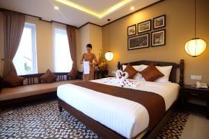 Golden Bell Hoi An Boutique Villa, Hotels  Hoi An - big - 64