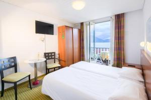 Piazza Ascona Hotel & Restaurants, Hotely  Ascona - big - 52