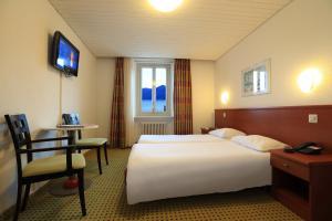 Piazza Ascona Hotel & Restaurants, Hotely  Ascona - big - 51