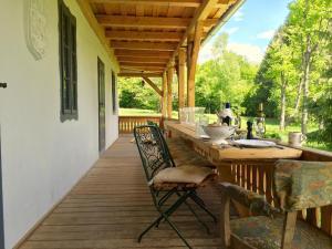 Dobrica Hunting Lodge, Lodges  Bixad - big - 33
