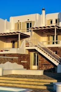 Villa Thalia, Ville  Glastros - big - 9