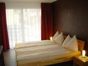 Hotel Restaurant Jura, Мини-гостиницы  Kerzers - big - 2